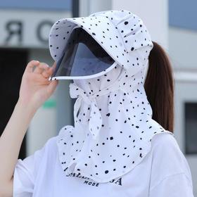 YL新款户外出游骑车镜片防晒遮阳帽TZF