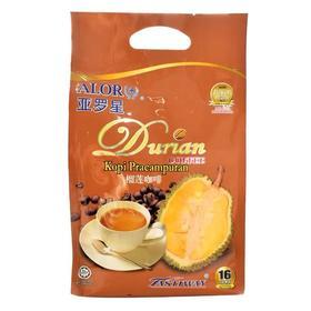 马来西亚进口榴莲咖啡