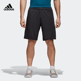 【特价】 Adidas阿迪达斯 4Krft Sho chill 男款训练运动针织短裤