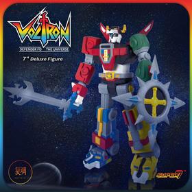 Super7 战神金刚 特别版 Voltron Defender of the Universe Deluxe 复古 潮流玩具 摆件
