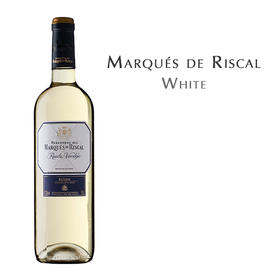 瑞格尔侯爵酒园白, 西班牙卢埃达 Marqués de Riscal White, Spain Rueda D.O. | 基础商品