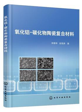 氧化铝 碳化物陶瓷复合材料 李喜坤 陶瓷材料增韧基本理论 金属陶瓷材料力学性能制备方法 陶瓷复合材料加工工艺技术书籍