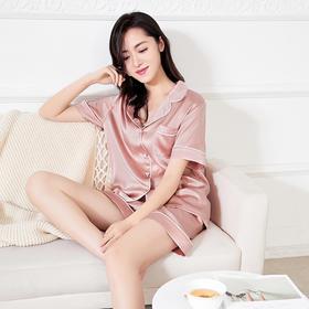 臻黛儿·真丝睡衣套装 | 经典复刻赫本式优雅,软糯丝滑,性价比超高