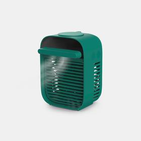 小巢糖 冰立方桌面水冷风扇 | 3秒急速降温 强劲冰雾 横扫酷热
