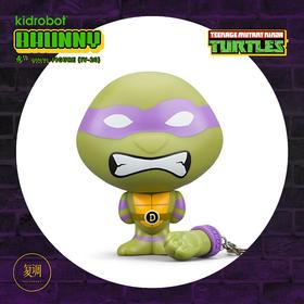 Kidrobot 忍者神龟 多纳泰罗 Bhunny Figures TMNT Donatello 潮流玩具