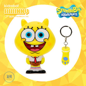 Kidorbot 海绵宝宝 Bhunny  Figures Spongebob 潮流玩具 摆件