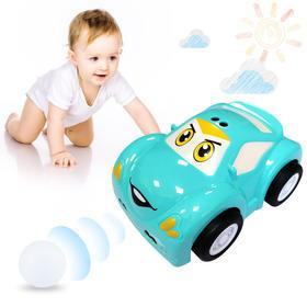 【限量100个】【一个抓到天荒地老的小车】儿童体感遥控车 跟踪避障声光互动全能