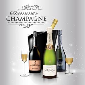【品鉴门票】盛夏之下香槟品鉴会【Tasting Ticket】Summer of Champagne