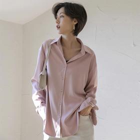 时尚芭莎·复古丝感衬衣 | 皇室、明星都少不了它,滑糯轻盈,好高级