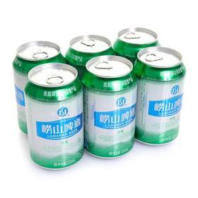 青岛8度崂山啤酒330ml