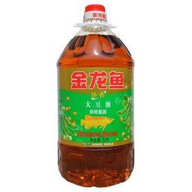 金龙鱼纯香大豆油5L