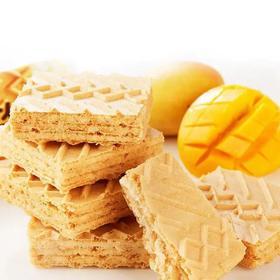 【江浙沪包邮】11.9元 24袋 每袋约16g 早餐夹心威化饼干 休闲小吃