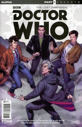 变体 神秘博士 Doctor Who Lost Dimension Alpha