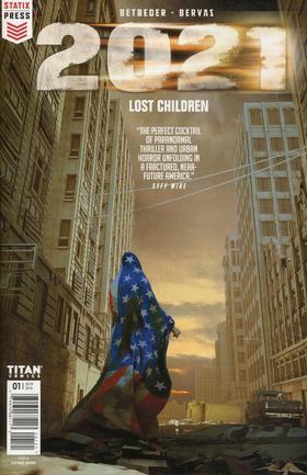 变体 2021 Lost Children
