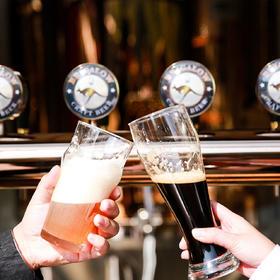 精酿啤酒+家酿甜酒酿双酒会双人套餐
