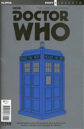 神秘博士 Doctor Who Lost Dimension Alpha