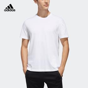 【特价】Adidas阿迪达斯O1 SS T ID 男款运动型格短袖T恤
