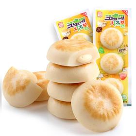 【江浙沪包邮】【进口】客唻美 奶酪鳕鱼饼(原味)+蟹肉棒(原味) 各1个 13.9元