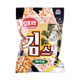 【江浙沪包邮】海牌(韩国进口)天妇罗海苔(披萨味)11.9元/包 40g
