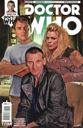变体 Doctor Who 9Th