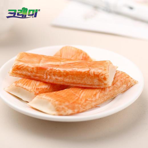 【江浙沪包邮】【进口】客唻美 奶酪鳕鱼饼(原味)+蟹肉棒(原味) 各1个 13.9元 商品图7