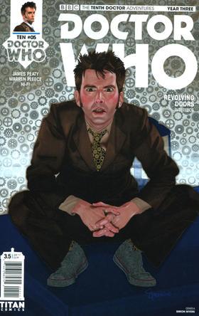 神秘博士 Doctor Who 10Th Year Three