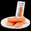 【江浙沪包邮】【进口】客唻美 奶酪鳕鱼饼(原味)+蟹肉棒(原味) 各1个 13.9元 商品缩略图5