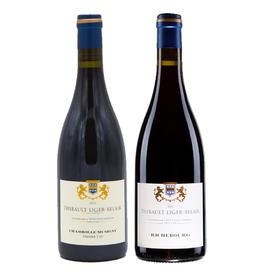 梯贝酒庄尚博勒穆西尼葡萄园红葡萄酒+梯贝酒庄里什褒红葡萄酒 双支装
