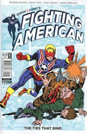 变体 Fighting American Ties That Bind