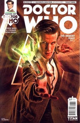变体 神秘博士 Doctor Who 11Th Year Three Vol 3