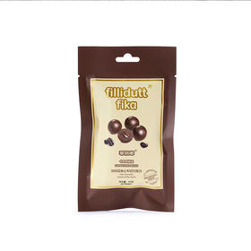 【江浙沪包邮】瑞典fillidutt/ 菲丽嘟Fika 咖啡豆夹心巧克力 17.9元/袋 45g 牛奶 松露