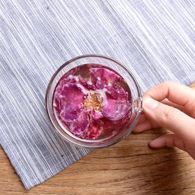 墨红玫瑰花冠茶 | 每天一朵,肌若凝脂
