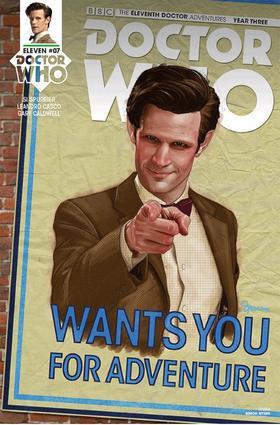 神秘博士 Doctor Who 11Th Year Three Vol 3