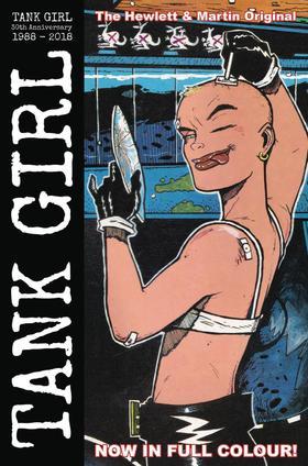 坦克女孩 Tank Girl Full Color Classics 1988-1989