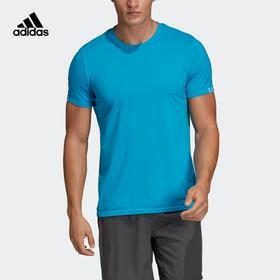 【特价】Adidas 阿迪达斯25/7 TEE M 男款运动跑步短袖