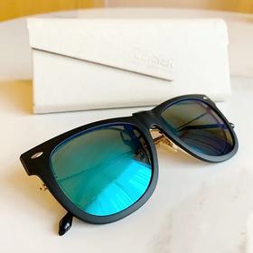 法国ZERSER姿森防紫外线高清夹片太阳镜-经典基础款J2150 TR90材质 送眼镜盒+眼镜包+眼镜布