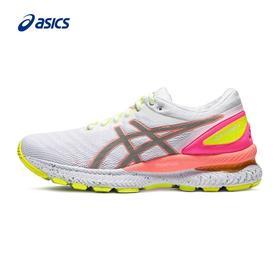 ASICS亚瑟士20年秋新款GEL-NIMBUS 22 LITE-SHOW缓震保护女跑步鞋