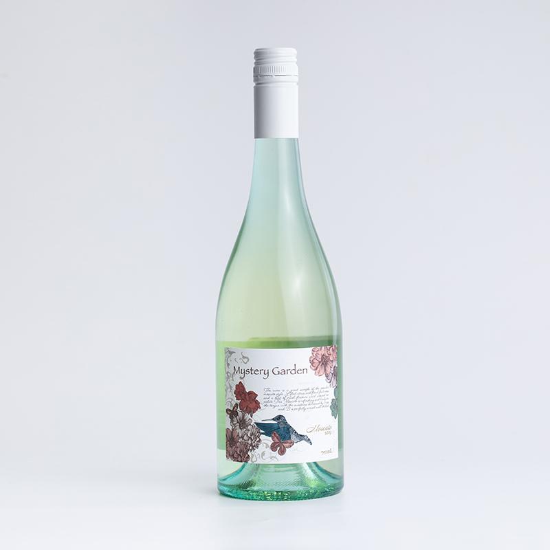 [秘境花园莫斯卡托甜白葡萄酒]果香满满 清爽不腻 750ml 商品图4