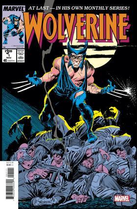 金刚狼 经典复刻 Wolverine Claremont & Buscema #1 Facsimile Edition