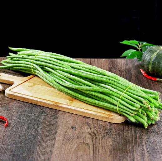 【时令蔬菜】长豆角500g±20g 商品图0
