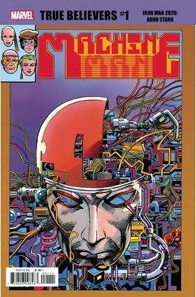 忠实信徒 钢铁侠 阿诺 斯塔克 True Believers Iron Man 2020 Arno Stark