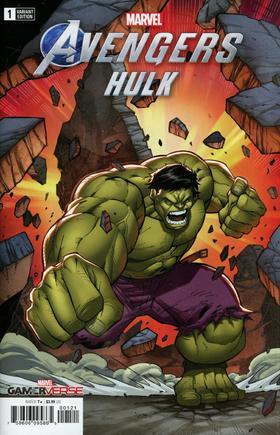 变体 复仇者联盟 绿巨人 浩克 Marvel Avengers Hulk