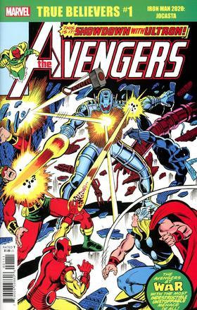 忠实信徒 钢铁侠 伊俄卡斯忒 True Believers Iron Man 2020 Jocasta