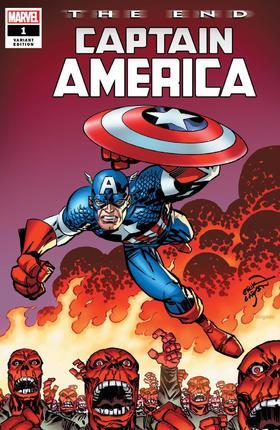 变体 美国队长 终局 Captain America The End
