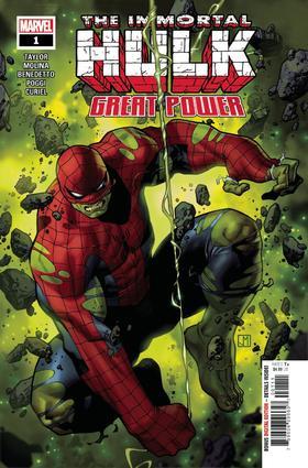 绿巨人 浩克 Immortal Hulk Great Power