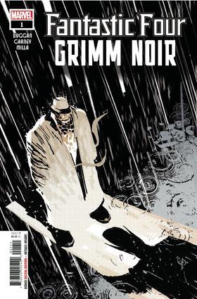 神奇四侠 Fantastic Four Grimm Noir