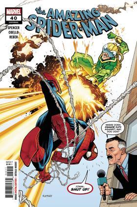 蜘蛛侠 Amazing Spider-Man 039-040