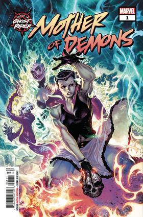 恶灵骑士之灵 恶魔之母 Spirits Ghost Rider Mother Of Demons