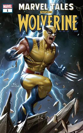 漫威传说 金刚狼 Marvel Tales Wolverine