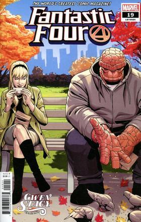 变体 神奇四侠 Fantastic Four 019